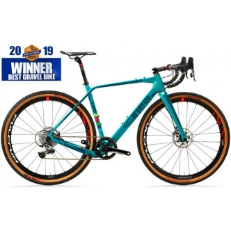 Cinelli Zydeco King 2020 Sram Rival Gravel Bike
