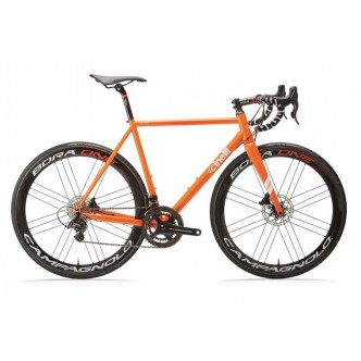 Cinelli Nemo Disc Shimano Ultegra R8000 ORANGE BLOSSOM