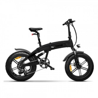 Bicicletta Elettrica pighevole FAT Icone X7 Icross Total Deep Black