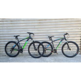 Bicicletta MTB Sierra 27.5 Front 21V Shimano Alluminio