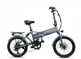 CHRISPA V2.2 250W Folding-bike bicicletta elettrica 20