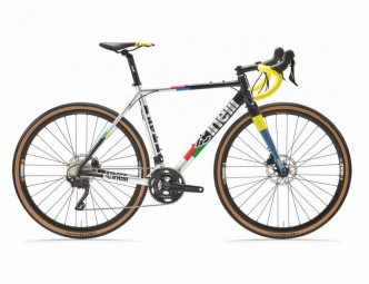 Cinelli Zydeco 2021 Chasing After Rainbow GRX 2X