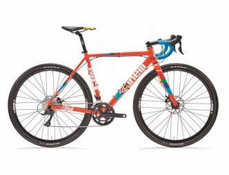 Cinelli Zydeco La La 2021 Orange