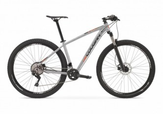 MTB LEE COUGAN Nitro 29 Deore Mix 10v Silver