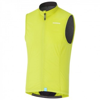 Gilet Antivento Shimano Compact Yellow Windvest