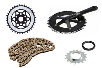 Crankset Chains e parts