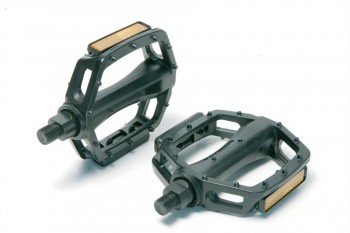Pedals & Straps