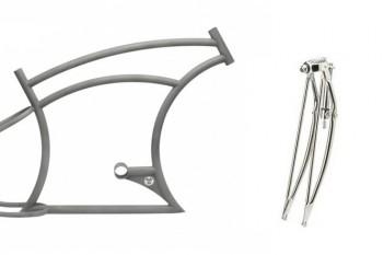 Frames, Forks & Parts