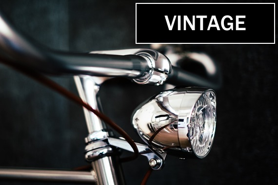 fixed single vintage bikes